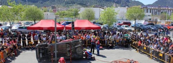 1er. Encuentro Nacional de Destreza en Rescate Vehicular